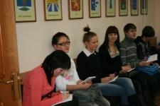 Студенты Тверского колледжа имени А.Н. Коняева