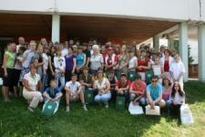Фото на память - общая фотография участников фестиваля