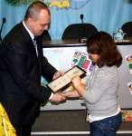 Призёр конкурса за литературную работу Уткина Ксения г. Удомля