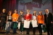 Команда победитель г. Тверь (2 место)