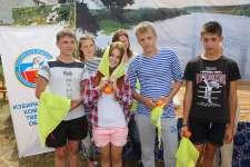 Третье призовое место у команды из г. Вышний Волочек.