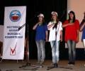 Выступление команды КМИ «ВЫБОР» - победителя фестиваля (Вышневолоцкий район)