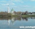 Вид на церковь Св.Екатерины
