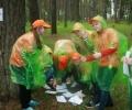 Зеленые человечки в игре