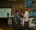 Шандарова Марина-победитель конкурса среди СМИ.
