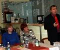 Круглый стол - выступление А.В.Бобурова.