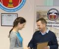 Награждение комитетом по делам молодежи спецпризом
