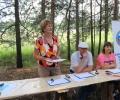 Председатель жюри, Татьяна Борисовна Крылова оглашает первые результаты.