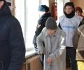 Волонтеры в г. Твери (избирательные участки в школе № 42)