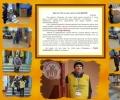 Фотозаметка победителя конкурса среди участников волонтерского проекта.
